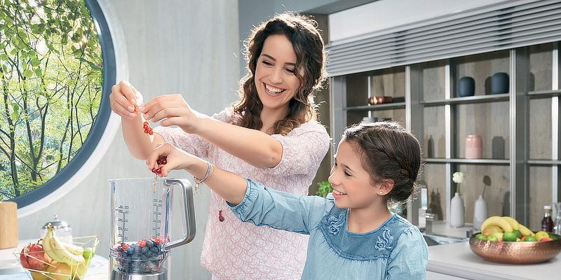 Die Küchenausstattung kindgerecht planen