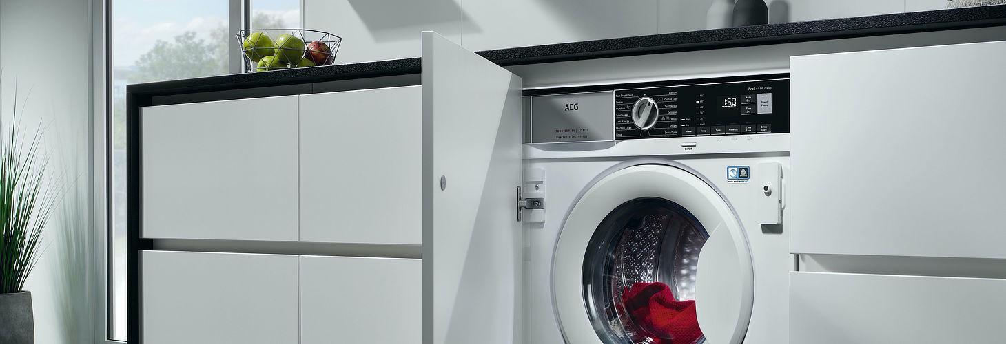 Mit der richtigen Pflege: Langes Leben für Wäschetrockner und Waschmaschine