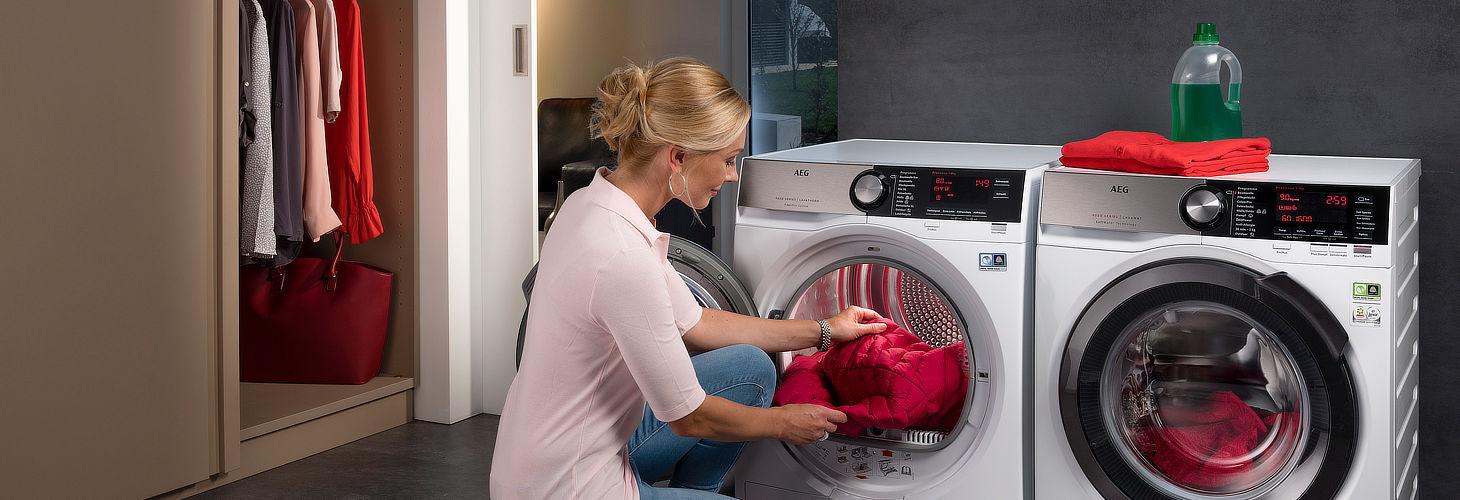 Ab März 2021: Neues Energielabel für Waschmaschinen und Waschtrockner